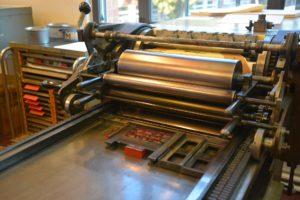 технология печати на оракале